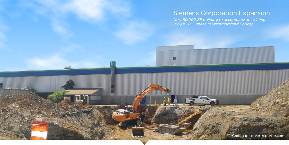 Siemens Corporation Expansion